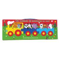 Um Comboio de Aventuras no Zoo!