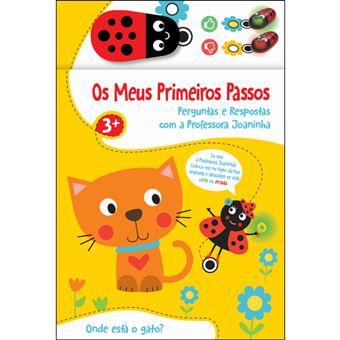 Professora Joaninha: Onde Está o Gato? 3+