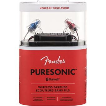 Fender Auscultadores IN-EAR Wireless PureSonic