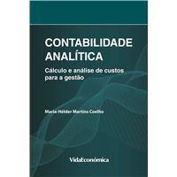 Contabilidade Analitica - Cálculo e Análise de Custos para  a Gestão