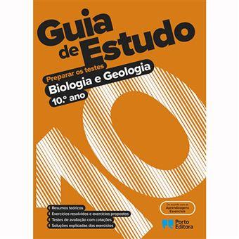 Guia de Estudo Biologia e Geologia 10º Ano