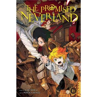 Promised neverland, vol. 16