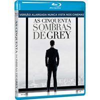 As Cinquenta Sombras de Grey - Blu-ray