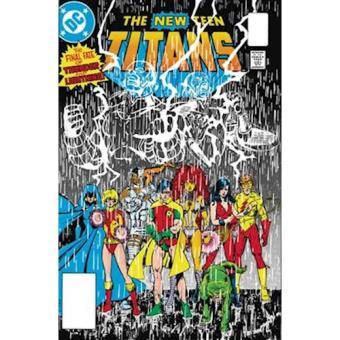 New teen titans