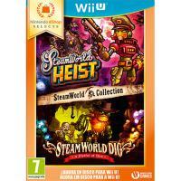 Nintendo eShop Selects SteamWorld Collection Wii U