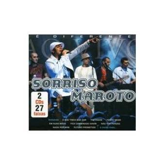 MAROTO PARA DIFERENTE DO BAIXAR SORRISO CD