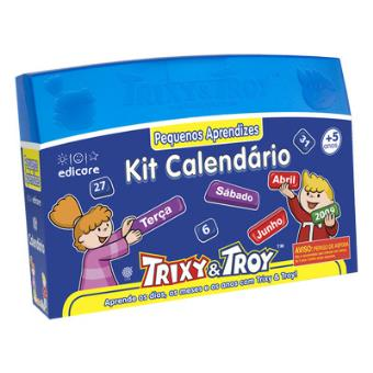 Kit Calendário