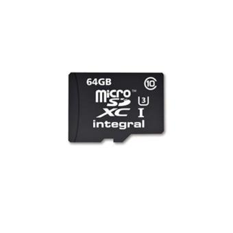Integral UltimaPro microSDXC 64GB 90/45MB Classe 10