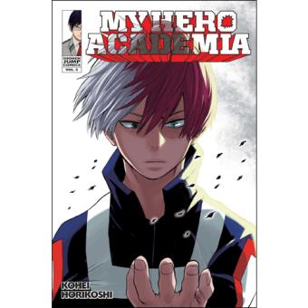 My Hero Academia - Book 5
