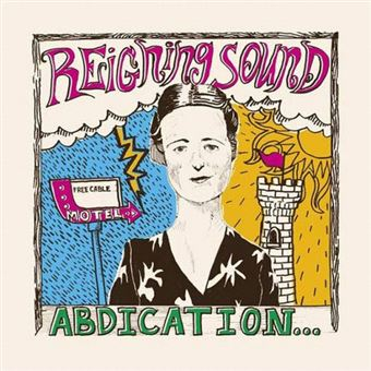 Abdication… For Your Love - LP Red Vinil 12''