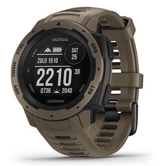 Relógio Desporto Garmin Instinct Tactical - Castanho