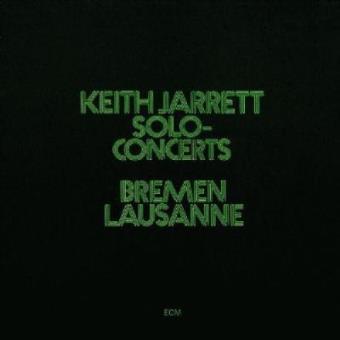 Solo Concerts Bremen & Lausanne (2CD)