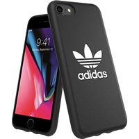 Capa Adidas Moulded Basic para iPhone 8 - Preto