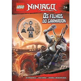 LEGO Ninjago: Os Filhos do Garmadon