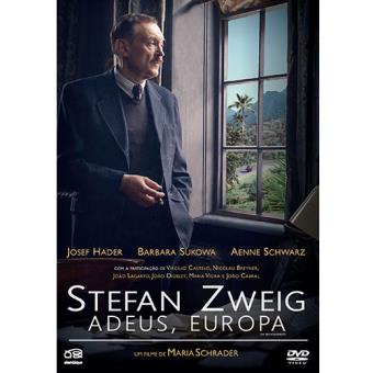 Stefan Zweig - Adeus, Europa (DVD)