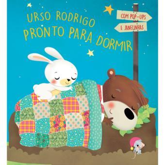 Urso Rodrigo: Pronto Para Dormir