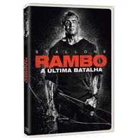 Rambo - A Última Batalha - DVD
