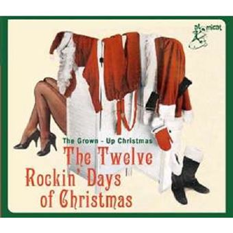The Twelve Rockin' Days Of Christmas - CD