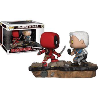 Funko Pop! Deadpool vs Cable - 318