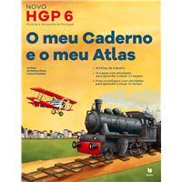 Novo HGP 6 História e Geografia de Portugal 6º Ano - Caderno de Atividades