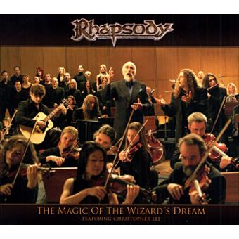 Rhapsody - THE MAGIC OF THE WI...
