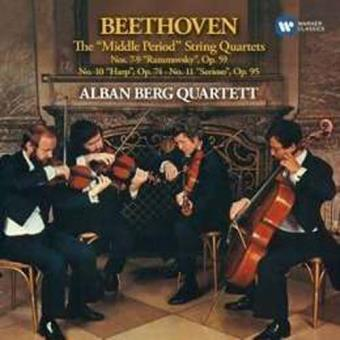 Beethoven | The 'Middle Period' Quartets (2CD)