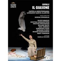 Francesco Cavalli: Il Giasone - DVD