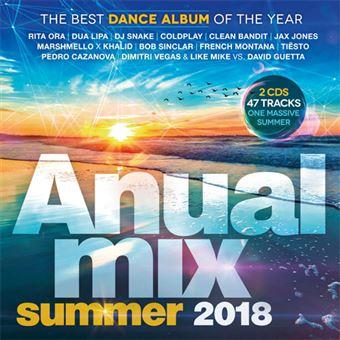 Anual Mix Summer 2018  - 2CD