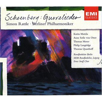 Schoenberg: Gurrelieder - 2CD