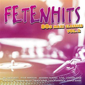 Fetenhits: 80s Maxi Classics Vol. 2 - 3CD