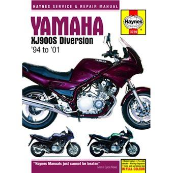 Yamaha xj900 diversion service and
