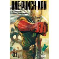 One-Punch Man - Livro 1