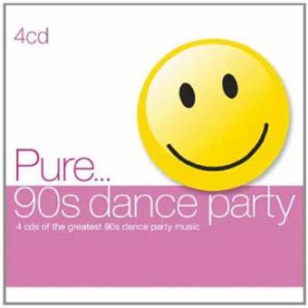 Pure...90's Dance Party (4CD)