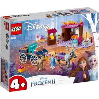 LEGO Disney Frozen 2 - 41166 A Aventura em Caravana da Elsa