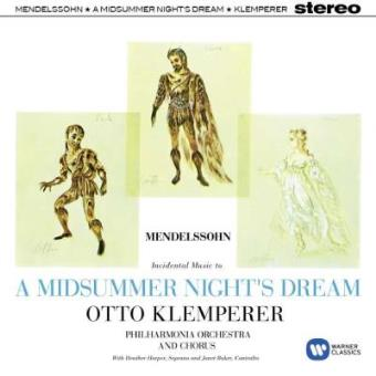 Mendelssohn | A Midsummer Night's Dream - incidental music, Op. 61