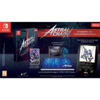Astral Chain - Edição de Colecionador - Nintendo Switch