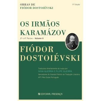 Os Irmãos Karamázov Vol 2