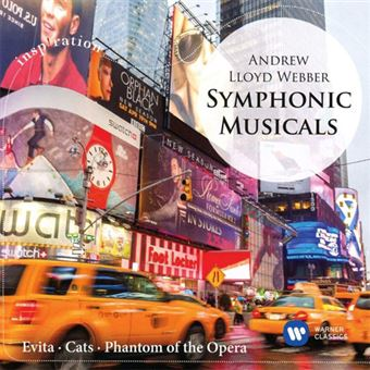 Symphonic Musicals - CD