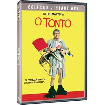 O Tonto - DVD