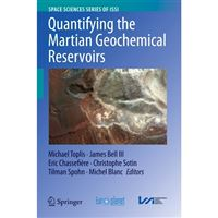 Quantifying the martian geochemical