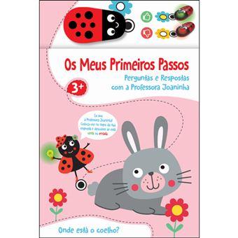 Pprofessora Joaninha: Onde Está o Coelho? 3+