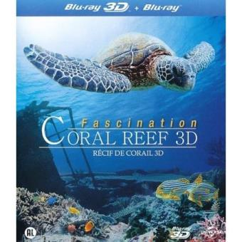 Fascination Coral Reef 3D (Blu-ray 3D + 2D)