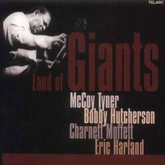Land of Giants - CD