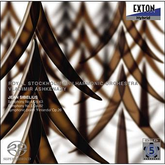 Symphonies No.4 & 5