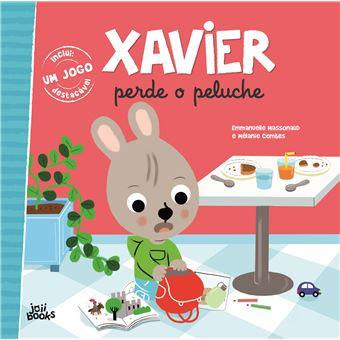 Xavier perde o Peluche