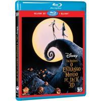 O Estranho Mundo de Jack (Blu-ray 3D + 2D)