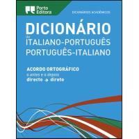 Dicionário Académico de Italiano/Português - Português/Italiano
