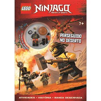 LEGO Ninjago: Perseguido no Deserto