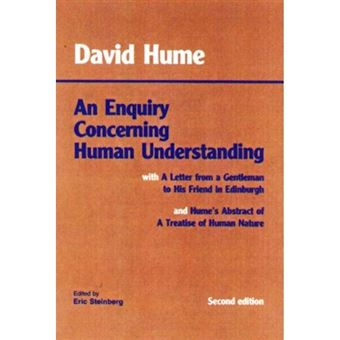 Enquiry concerning human understand