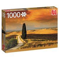 Puzzle Tuscan Sunset Italia - 1000 Peças